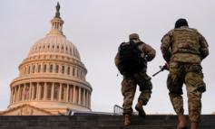 """Capitali Usa blindate per fronteggiare le manifestazioni dei """"Trumpiani"""" in occasione dell'insediamento di Biden"""