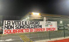 Da Torino Tricolore: solidarietà ai corrieri Amazon