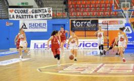 Pallacanestro femminile serie A2: Autosped Castelnuovo Scrivia perde in casa contro Udine e incassa il terzo ko di fila