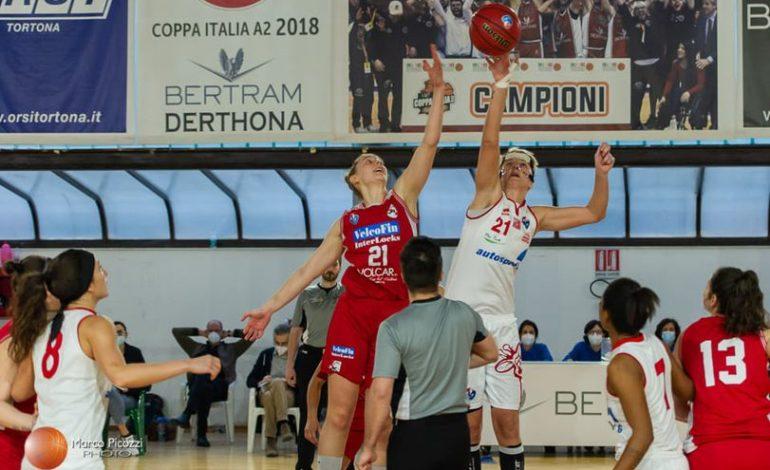 Pallacanestro femminile: Autosped Castelnuovo Scrivia torna alla vittoria, battuto Vicenza