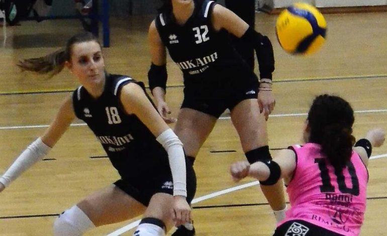 Pallavolo: in Serie C femminile bene Occimiano, sconfitte per Alessandria e Valenza; nella maschile Plastipol Ovada si arrende al Verbania