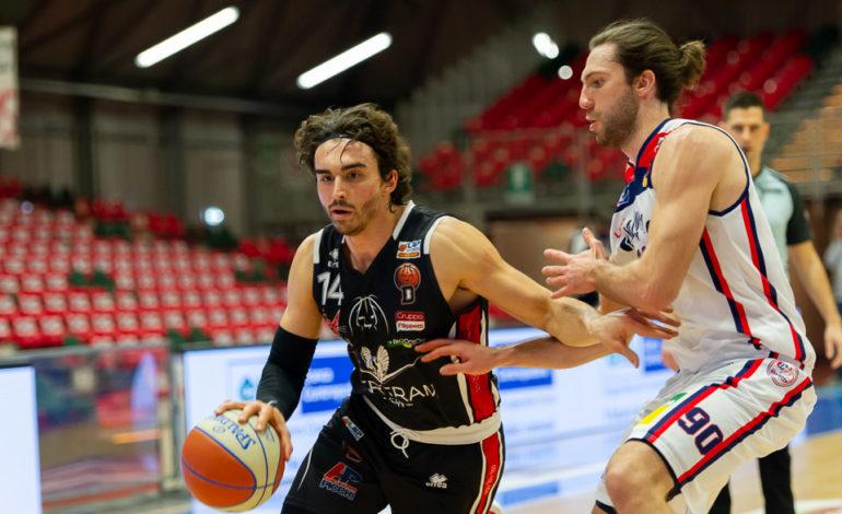 Pallacanestro Serie A2: Bertram Derthona passa anche a Piacenza e consolida il primato in classifica