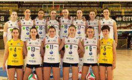 Pallavolo femminile: Alessandria Volley cade al PalaCima contro l'Asti