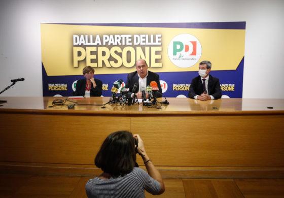 """Donne del Pd escluse dal Governo Draghi organizzano la """"Conferenza delle democratiche"""""""