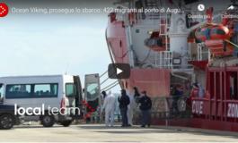 Ong francese sbarca da noi 422 clandestini di cui 49 covid positivi (Video)