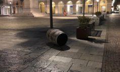 Grazie alla Polizia locale, identificato il responsabile degli atti vandalici nel centro storico