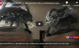 Ecco che fine hanno fatto nel padovano i banchi a rotelle pagati dagli italiani e tanto cari alla ministra Azzolina (Video)