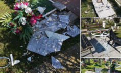 Alessandria: ormai i teppisti imperversano anche al cimitero degli animali