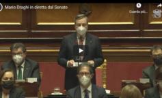 Draghi smentisce Salvini e ribadisce l'irreversibilità dell'Euro (Video)