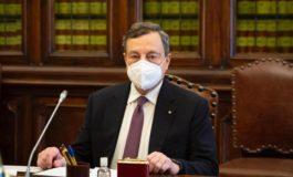 """Sostegno a Draghi da Italia Viva, Pd e Forza Italia; Meloni: """"Non votiamo la fiducia"""""""