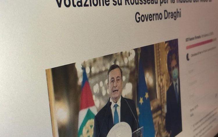 """M5S nel caos, boom petizione: """"Ripetere voto Rousseau"""""""