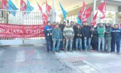 Da Cgil e Uil: la Cementir di Arquata minaccia la chiusura, sindacati in agitazione