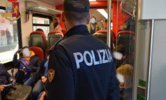 Latitante fermato in treno da Agenti Polfer