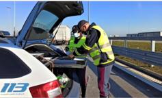 Perfettamente riuscita la campagna di Polstrada in cooperazione con tutte le Polizie Stradali d'Europa per garantire la sicurezza nelle strade