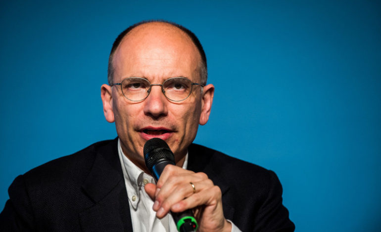 Letta nuovo segretario Pd: voto ai sedicenni, ius soli, piano europeo per i migranti