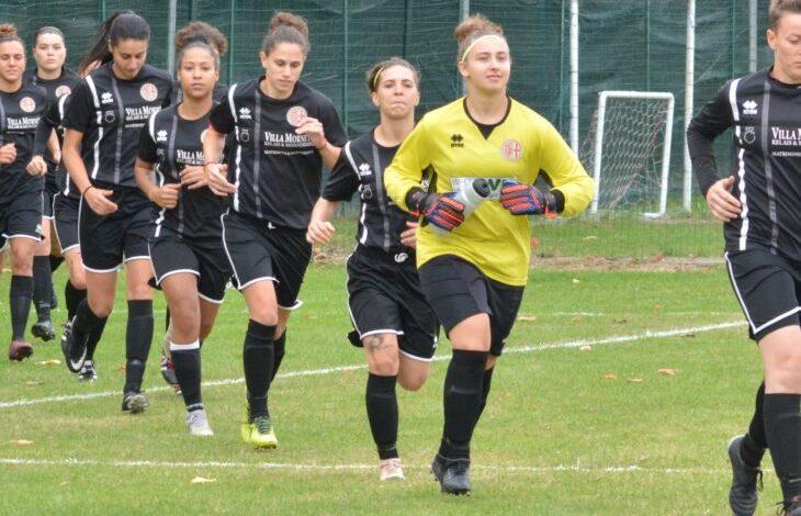 Calcio Femminile: sonora sconfitta per l'Alessandria in casa dello Speranza Agrate