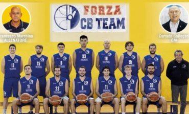 Pallacanestro Serie D: Cb Team di Casale riparte il 6 marzo con la sfida casalinga al Trecate