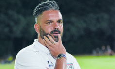 Calcio Serie D: esonerato il mister dell'Hsl Derthona Luca Pellegrini