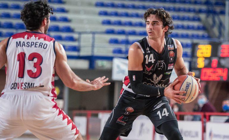 Pallacanestro Serie A2: Bertram Derthona riceve Mantova, JB Monferrato al PalaFerraris sfida Treviglio