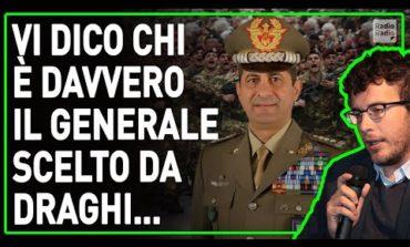 Fusaro: chi comanda in Italia sono un banchiere (Draghi) e un generale (Figliuolo) per la fine della democrazia liberale