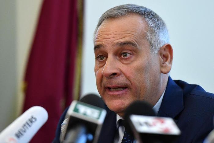 Lamberto Giannini nuovo capo della Polizia