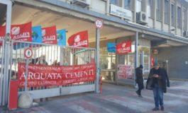 Cementir di Arquata: blocco dei licenziamenti fino alla fine di giugno
