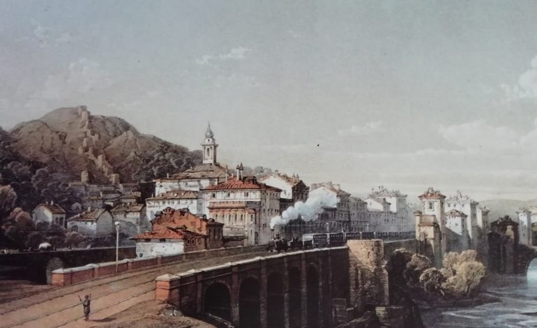 Da Slala Alessandria: Torino – Genova, l'attualità della linea ferroviaria realizzata a metà 1800