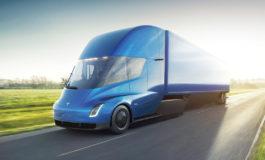 Ancora in forse la produzione del camion elettrico Tesla Semi Truck