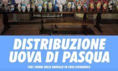 Da Torino Tricolore: 100 uova di Pasqua per i bambini meno fortunati