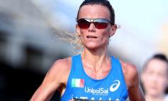 Atletica: niente Olimpiadi in Giappone per Valeria Straneo