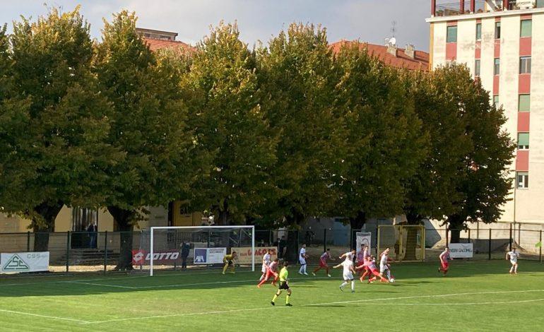 """Calcio Eccellenza: l'Acqui all' """"Ottolenghi"""" non va oltre il risultato a occhiali contro l'Olmo"""