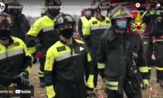 Crollo Alessandria: finite le operazioni di messa in sicurezza e sgombero da parte del Vigili del Fuoco, confermato un morto e cinque feriti (video)