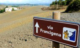 Nuovo percorso aperto a tutti della via Francigena