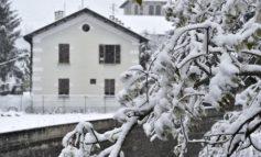 Altro che riscaldamento climatico: neve da 1.200 metri, nuvole fino a martedì