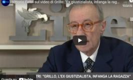 Il comico Grillo, poi politico ed ora attore drammatico: il Movimento 5 Stelle è alla frutta