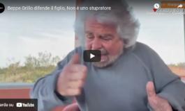 """Ciro Grillo uno stupratore? Scende in campo Beppe Grillo, il padre, che dice: """"Arrestate me"""""""