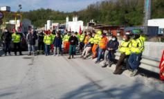 Terzo Valico: sciopero al cantiere Radimero per rivendicare maggiore sicurezza sul lavoro