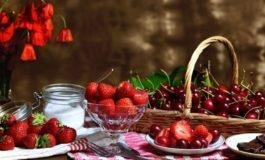 Da Coldiretti Alessandria: fragole e ciliegie, tanta bontà in poche calorie