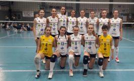 Pallavolo femminile: l'Alessandria Volley lotta ma alla fine cede a Ovada