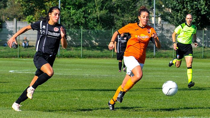 Calcio Femminile: pareggio casalingo per l'Alessandria contro l'Independiente Ivrea