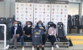 Da Alessandria Calcio e Medea: insieme per sostenere le donne nell'uscita dalla violenza