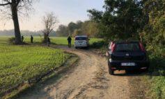 Un cadavere carbonizzato è stato trovato nel pomeriggio dai Carabinieri in un campo alle porte di Torino
