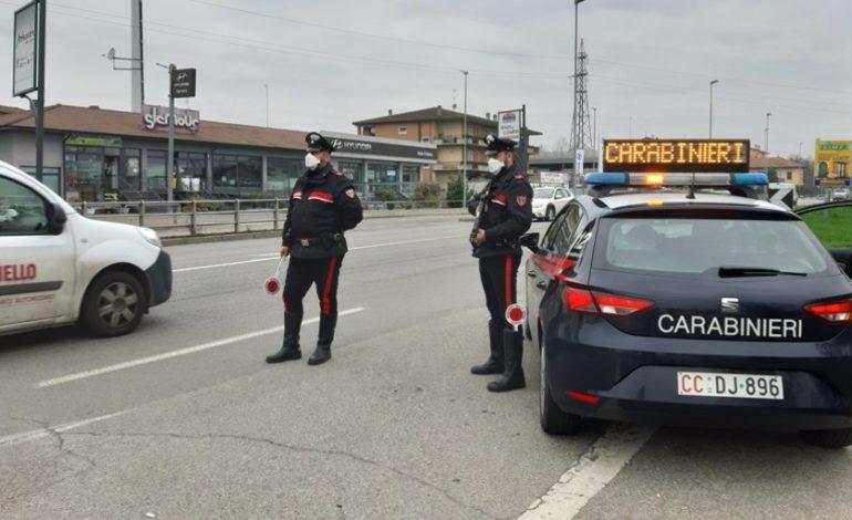 Proseguono i controlli del territorio da parte dei Carabinieri