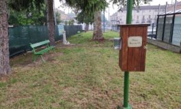 Da città di Casale Monferrato: in Viale Morozzo San Michele si inaugura una nuova area cani grazie agli Amici del Po
