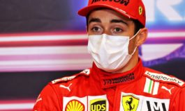 Formula Uno, Gran Premio di Azerbaijan: Lecrerc quarto con la Ferrari