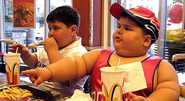 Da Coldiretti Alessandria: obesità, un bambino su tre è in sovrappeso
