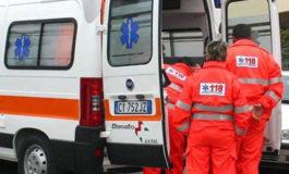 Soccorso un uomo gravemente ferito in corso Carlo Marx ad Alessandria