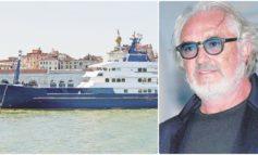 Annullata la confisca del megayacht di Flavio Briatore sequestrato a La Spezia nel 2010