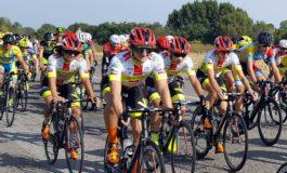 Ciclismo: i primi piazzamenti della LAN Service di Casale al Giro d'Italia Under 23