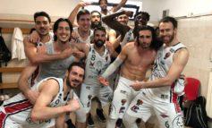 Pallacanestro Serie A2 semifinale playoff: Derthona batte Roma in Gara 4 e vola in finale dove sfiderà Reale Mutua Torino